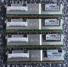 8GB Kit HP 455263-061 Hynix HYMP125F72CP8N3-Y5 AB-C PC2-5300F 2Rx8 FBDIMM Memory