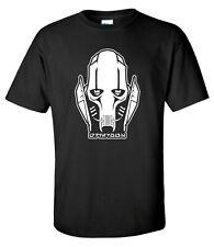General Grevious Sith Lord darth maul vader Movie Mens T-shirt
