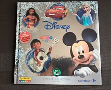 ALBUM STICKERS PANINI/CARREFOUR - DISNEY- VIDE 2017 + 120 images à coller COLLER