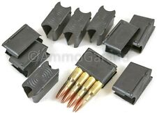 10pk M1 Garand Clips 8rd ENBLOC Clip NEW Made in USA Govt Contrctr 30-06 & 308