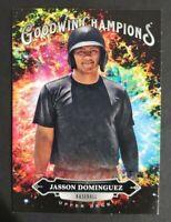 2020 Goodwin Champions Jasson Dominguez RC! Color Splash Yankees SP Pack fresh