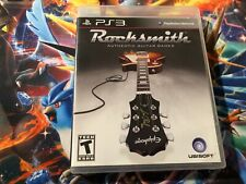Rocksmith Authentic Guitar Game PS3 Sony Playstation 3 Game FAST POST