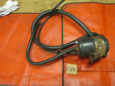 MG Midget 1500, Original Carbon Canister, Hoses, and Mount, !!