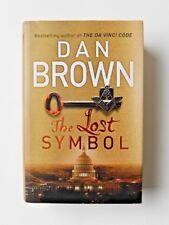 THE LOST SYMBOL: Robert Langdon Book 3 by Dan Brown (Hardback Book, 2009)