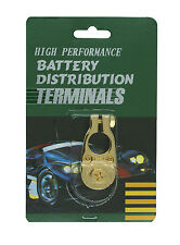 HIGH PERFORMANCE GOLD PLATED 2 AWG 8 AWG  GAUGE CAR BATTERY POST TERMINAL