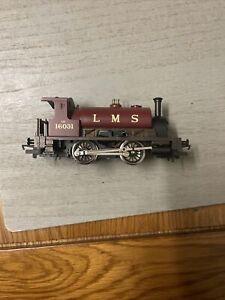 Hornby LMS 0-4-0 Saddle Tank Locomotive