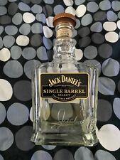 Jack Daniels Single Barrel Empty Bottle