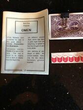 Bob KIng Presents OMEN