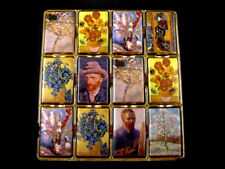 VINCENT VAN GOGH CHOCOLATE HIGHLIGHTS GIFT BOX FROM BELGIUM !!!