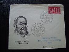 FRANCE - enveloppe 3/10/1954 (cy99) french