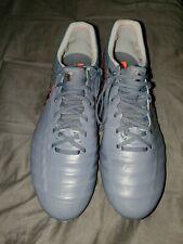 New listing Mens Nike Tiempo Legend 7 Elite FG ACC Flyknit Soccer Cleats AH7238-409 Sz 11.5