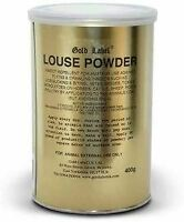Gold Label Louse Powder - Insect Repellent for Flying & Crawling Insects - 400g
