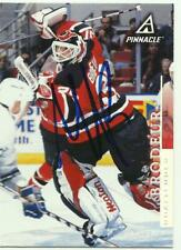 MARTIN BRODEUR AUTOGRAPHED NEW JERSEY DEVILS CARD