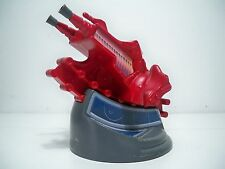 D1702821 RED LASER CANNON BLASTER GUN ETERNIA HE MAN MASTERS OF THE UNIVERSE