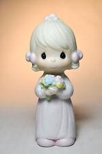 Precious Moments: Bridesmaid - E-2831 - Classic Wedding Figure
