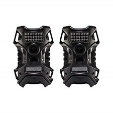 Wildgame Innovations Terra Extreme Trail Camera 12MP 2-Pack, Black