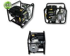 Motopompe 48m³/h eau thermique pour eau douce ou usée