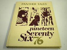 1976 STEVENSON HIGH SCHOOL (Alabama AL) Panther Tales YEARBOOK HS 76 Annual Book