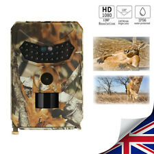 12MP Hunting Trail Camera Wild Animal Photo Trap IR Night Vision Scout Outdoor