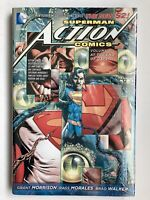 Superman Action Comics Vol 3 At The End Of Days -DC Hardcover Graphic Novel NEW!