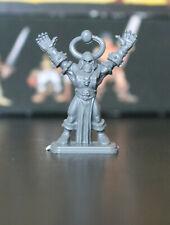 HEROQUEST sorcier chaos - warlock miniature MB GAMES WORKSHOP original