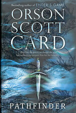 Pathfinder by Orson Scott Card - 2010 First Edition First Print HC with DJ