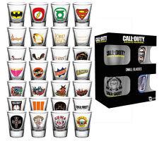 Shot Glass Drinking Glassware with Presentation Box
