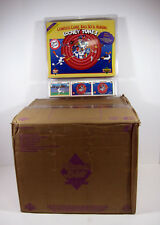 1991 Comic Ball Looney Tunes Factory Set & Albums Case (12 Sets)