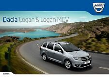 Dacia Logan 04 / 2016 catalogue brochure polonais
