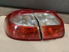 Original 2005 Saab 9-3 2.0T Upper and Lower Tail Light Assembly
