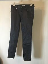 Burberry skinny jeans coated Size 29