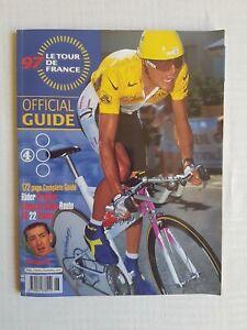 Tour de France Official Guide 1997