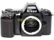 Nikon F-601M (N6000) reflex a pellicola manual focus. Garanzia 12 mesi