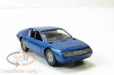 Solido 1814 alpine renault a 310 dans Metallic Bleu Garage échelle 1:43