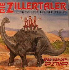 """DIE ZILLERTALER - QUE FUE EL DINO 7"""" SINGLE (G 202)"""