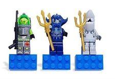 LEGO 852777 Atlantis Magnet Set