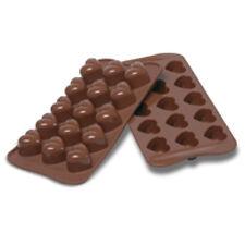 Silikomart Easychoc Mon Amour Silicone Chocolate Heart Decoration Mould