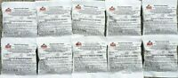Mice Poison 10 Pellet Bait Packs Mouse Rat Rodent Professional Grade D-Con