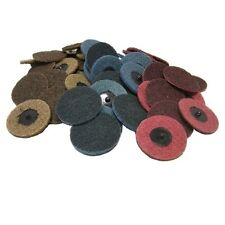 25 3 Roloc Surface Conditioning Sanding Disc Mixed