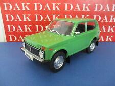 Die cast 1/18 Modellino Auto Lada Niva verde by Model Car Group
