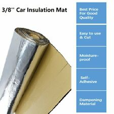 Automotive Car Insulation Thermal Heat Sound Deadener with Adhesive 36''x39''