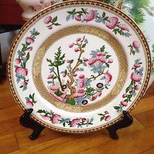 "Soho Pottery Limited, COBRIDGE, ""Indian Tree"" Salad Plate Solian Ware #5063"