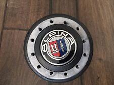 BMW ALPINA Badge Hub Adapter Boss Fits MOMO Steering Wheels E30 E32 E34