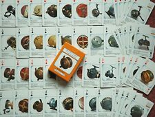 1251 Vintage Fishing Reels Playing Cards Ideal Fathers day Gift ltd edition /500