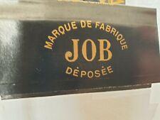 10 x carnets complets papier à cigarette Ancien JOB N°5 - XIX ème Naoléon 3