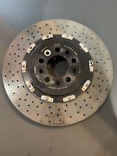 Alfa Romeo Giulia Quadrifoglio Carbon Ceramic Rear Brake Rotor Disc OEM