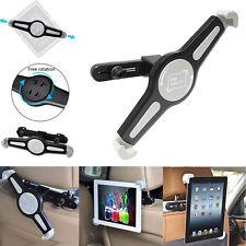 Universal 360° Adjustable Car Back Seat Tablet Mount Holder For iPad Samsung