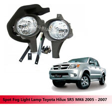 Spot Fog Light Lamp Kit Fit Toyota Hilux Vigo SR5 MK6 Pickup 2005 2006 2007
