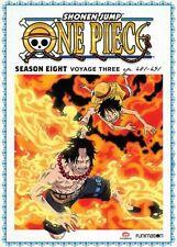 ONE PIECE: SEASON EIGHT, VOYAGE THREE - DVD - Region 1 - Sealed