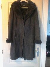 Manteau mi long femme 40